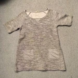Sweater long shirt